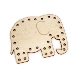 фигура для шнуровки Слон