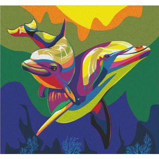 Набор Радужный Дельфин А3