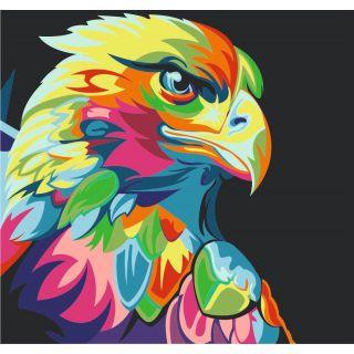 Набор Радужный Орел А3