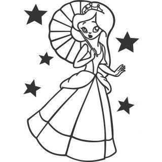 Принцесса №1 А4