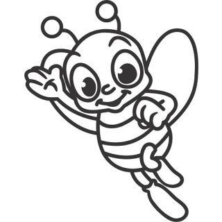 Пчелка №1 А4