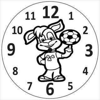 Часы Дружок №1