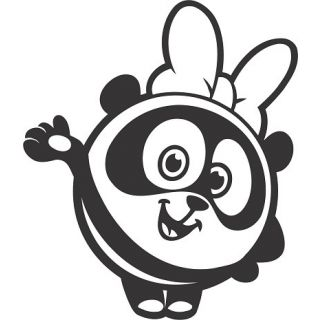Смешарики Панди №1 А5