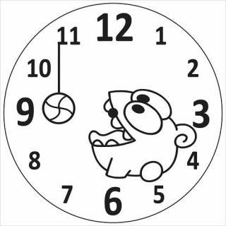 Часы Ам Ням