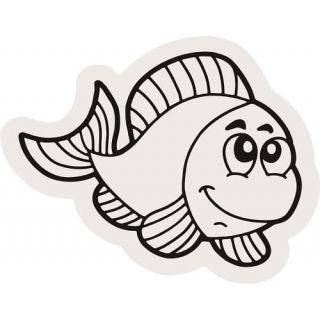 Магнит Рыбка А5