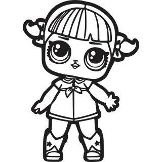 """""""Кукла №1 А4"""""""