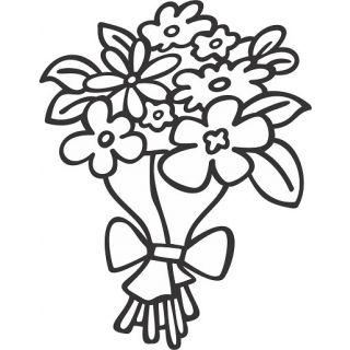 Цветы №1 А4
