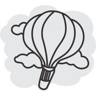 Магнит Воздушный шар