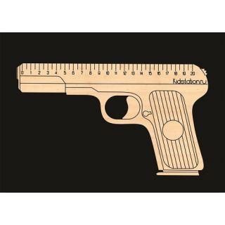 Линейка Пистолет