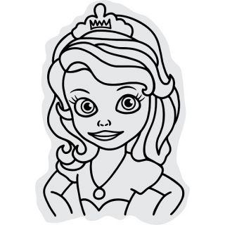 Магнит Принцесса №4