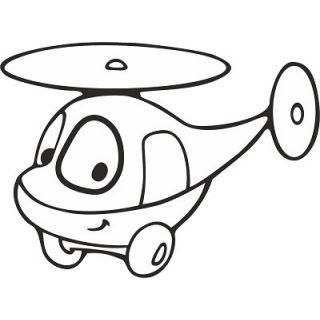 Вертолетик А4