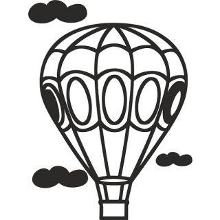 Воздушный шар А4
