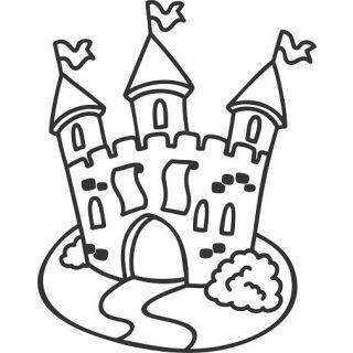 Замок А4