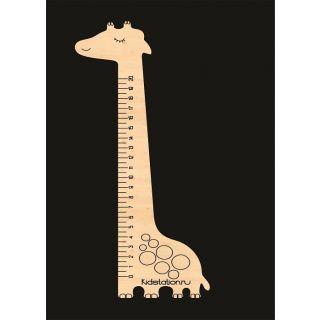 Линейка Жираф