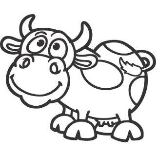Корова А4