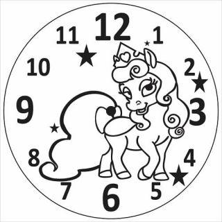 Часы Пони №5