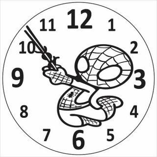 Часы Человек паук №2
