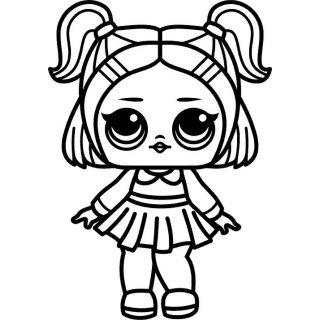 """""""Кукла №3 А4"""""""