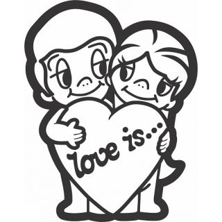 LOVE IS А5